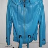 Кожаная куртка Gianni, Новосибирск
