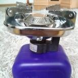 портативная газовая горелка  kovea vulcan stove tkb-8901, Новосибирск