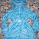Курточка на девочку весенняя, Новосибирск