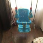 Продам детские качели, Новосибирск