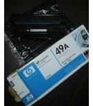 картридж лазерный  hp 49a и с4092а  оригинал. заправленный, Новосибирск