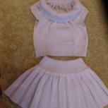 Продам костюмчик теплый на девочку р.92, Новосибирск