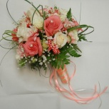 Свадебная флористика, букет невесты, Новосибирск