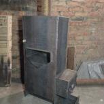 Банная печь, Новосибирск