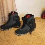 Продам ботинки для конькового хода, Новосибирск