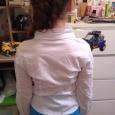 Блузка для первоклашки! новая!, Новосибирск