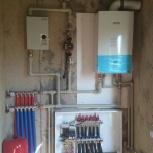 Монтаж / Исправление систем отопления, Новосибирск