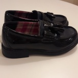 Продам туфли-лоферы для девочки ( новые!), Новосибирск