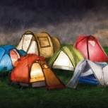 Куплю палатку туристическую, кемпинговую, Новосибирск