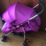 новая невесомая коляска трость, Новосибирск