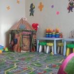 Детский садик на Акатуйском жилмассиве, Новосибирск