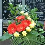 Курсы:  флорист-аранжировщик. Ландшафтный дизайн, Новосибирск