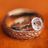 Свадебные, обручальные кольца на заказ, Новосибирск