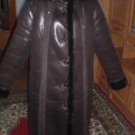 Продам пальто-дубленку весна-осень, Новосибирск