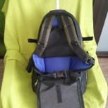 Чемодан-рюкзак-сумка дорожная на колесиках 3 в 1, Новосибирск