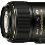 Продам макро-объектив Nikon 105mm f/2.8G IF-ED AF-S VR Micro-Nikkor, Новосибирск