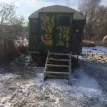 Продам бытовку б/у, Новосибирск