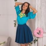 комплект юбка +блузка, Новосибирск
