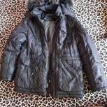 Мужская зимняя куртка, новая, размер 48р., Новосибирск