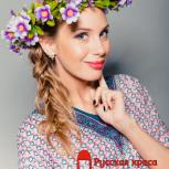 """Школа плетения кос """"русская краса"""", Новосибирск"""