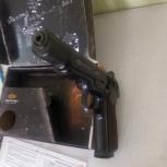 Пневматический пистолет gletcher aps стечкина (апс) blowback, Новосибирск