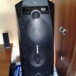 Продам музыкальный цент SONY GTK-X1BT, Новосибирск