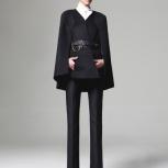 элегантный дизайнерский жакет- пальто, Новосибирск