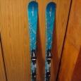 Продам новые женские горные лыжи elan twilight 76 ocean 158 см, Новосибирск