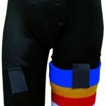 Новые хоккейные компресс шорты-бандаж для девушек, Новосибирск