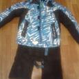 Продам горнолыжный костюм на мальчика новый, Новосибирск