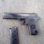 Продам сигнальный пистолет ТТ-С, Новосибирск