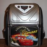 Продам школьный рюкзак со съемыми колесами/тележкой, Новосибирск