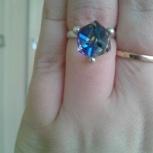 Кольцо серебро 925, Новосибирск