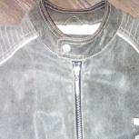 Куртка мужская кожа р.L, Новосибирск