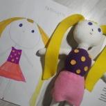 Игрушки по рисунку, Новосибирск