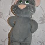 Интерактивная игрушка говорящий кот, Новосибирск