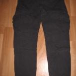 Продам брюки на мальчика черного цвета размер 152 см, Новосибирск
