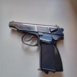 МР-654К пневматический пистолет, Новосибирск