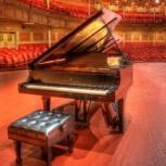 Уроки игры на пианино, фортепиано, синтезаторе, Новосибирск