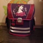 Продам рюкзак школьный ортопедический для девочки Erich Krause, Новосибирск