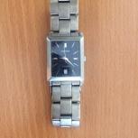 Продам мужские наручные часы orient titanium, Новосибирск
