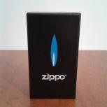 Газовая бутановая зажигалка Zippo Blu2 30205, Новосибирск