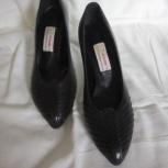 Продам туфли-лодочки, р.38, Новосибирск