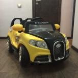 Продам детский электромобиль, Новосибирск