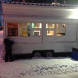 Продам автофургон купава, оборудованный под фастфуд, Новосибирск