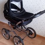 Продам коляску Bebetto Fabio 2 в 1, Новосибирск