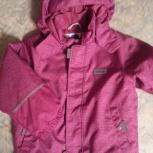 Продам курточку демисезонную   для девочки, Новосибирск