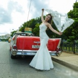 Изысканное свадебное платье, Новосибирск