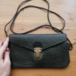 Новая сумочка из натуральной кожи, Новосибирск