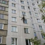 Высотные работы, промышленный альпинизм, Новосибирск